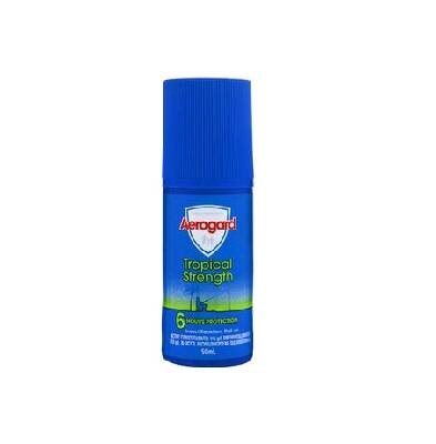 AEROGARD TROPICAL ROLL ON 50ml